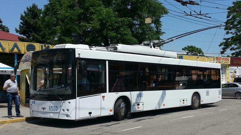 «Крымтроллейбус» идет в гору. В Крыму возрождается легендарное предприятие